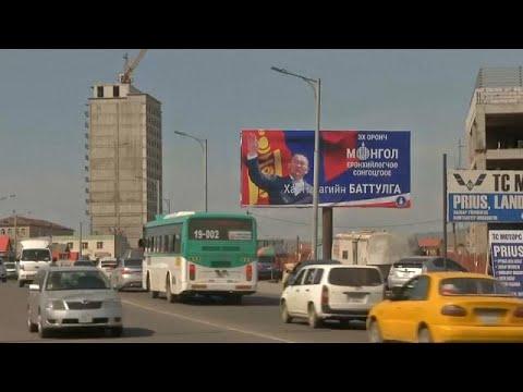 Μογγολία: Ο «Τζένκο» οδεύει προς την Προεδρία