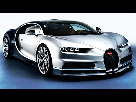 vid o bugatti chiron live unveil geneva motor show 2016. Black Bedroom Furniture Sets. Home Design Ideas