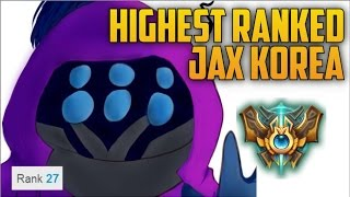 Made in partnership with ProGuides https://www.proguides.com/ Highest Ranked Jax Build Guide with Titanic Hydra and Trinity force his profile: ...