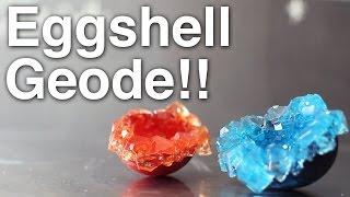Eggshell Geode!!