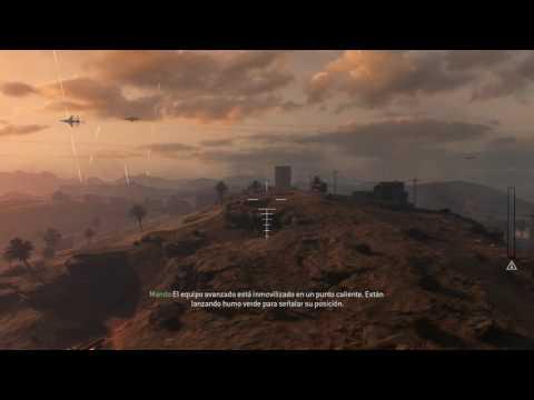 Call of Duty 4 Modern Warfare Remasterizado - ACTO 1 MISION 7 'Sorpresa y pavor' - Español 60fps