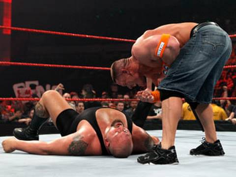 Raw: John Cena vs. Big Show  WrestleMania Rewind Match