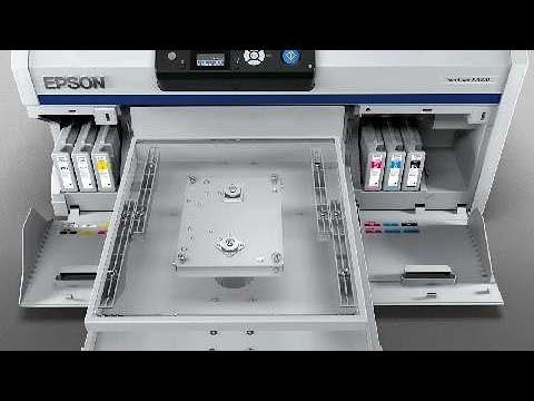 Epson SureColor F2000 | Take the Tour