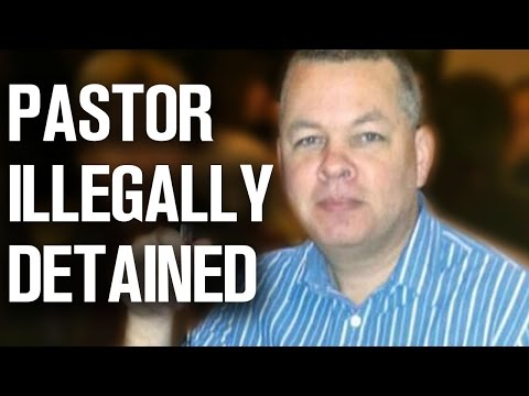 ISIS Collaborator Turkey Imprisons American Pastor