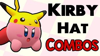 Kirby Hat combos!! By: My Smash Corner