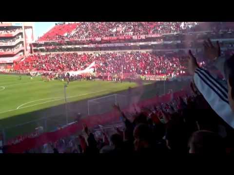 Desde el día que naci, yo me hice hincha de Independiente. - La Barra del Rojo - Independiente