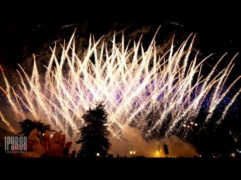 | HD | Trecastagni 2012: La Rosa | Pyromusical