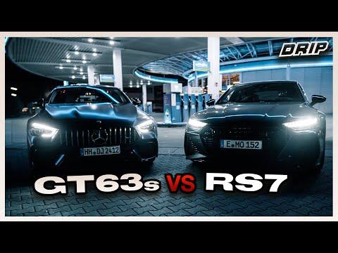 RS7 vs GT63s - DER ULTIMATIVE DRIP-VERGLEICH