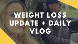 Weight Loss Update And A School Concert