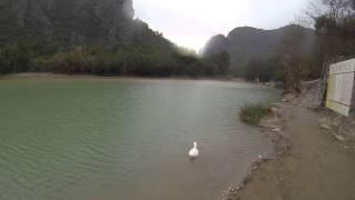 Día 137: Olimpia entre agua