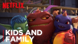Skylanders Academy gets first trailer and Netflix release date