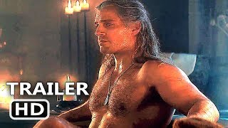 THE WITCHER Trailer # 3 (2019) Henry Cavill Sci Fi Series by Inspiring Cinema