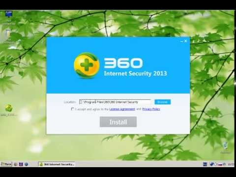 360 Security Antivirus tutorial