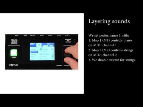 Sipario: layering sounds