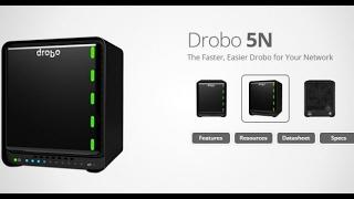 Heute testen wir das moderne Storage-System Drobo 5N und erklären die BeyondRAID-Technologie. Zum Review: http://www.gamezoom.net/artikel/Drobo_5N_Test_Revie...