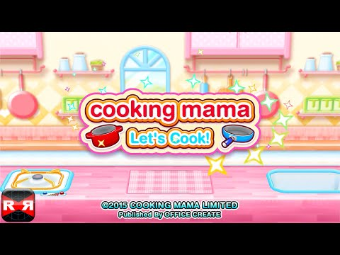 COOKING MAMA Let's Cook! (By Office Create) - IOS / Android - Gameplay Video
