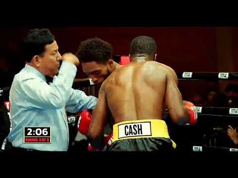 the contender season 5 K.O Cash