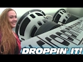 4-Day BASS Build BLOWS LIKE A TORNADO w/ Droppin HZ Car Audio Subwoofer Installation