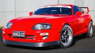 Is this the ULTIMATE street Supra?! by 1320Video