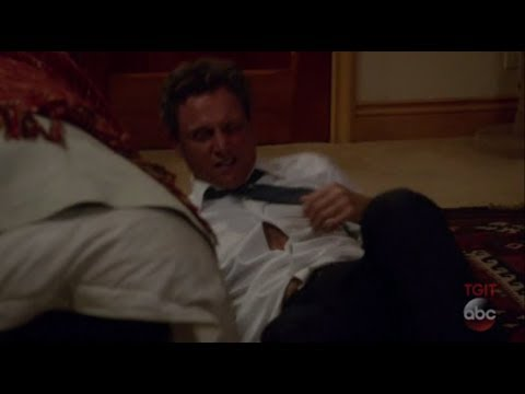 Scandal 7x03 Fitz and Marcus Fight Scene