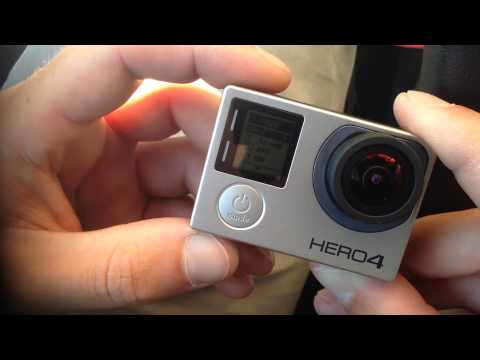 GoPro Hero4 Black Edition Settings and Protune Tutorial Walkthrough