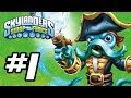 Skylanders Swap Force Gameplay Walkthrough Part 1 Intro