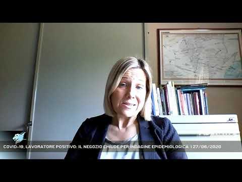 COVID-19, LAVORATORE POSITIVO: IL NEGOZIO CHIUDE PER INDAGINE EPIDEMIOLOGICA  | 27/06/2020