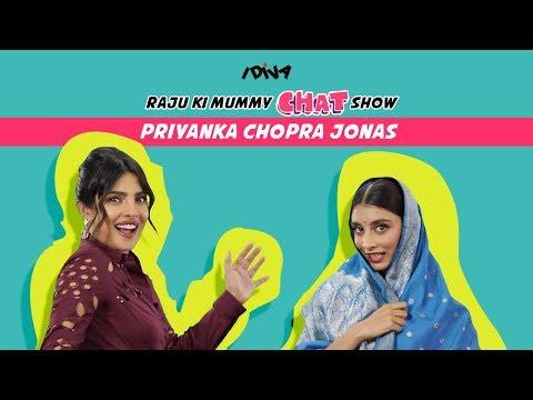 Raju Ki Mummy Chat Show With Priyanka Chopra Jonas | iDiva | The Sky Is Pink