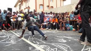 BNC 2015 | BBA JAM SESSION | FOOTWORK | YAYA vs ROCK FURY | FINALE