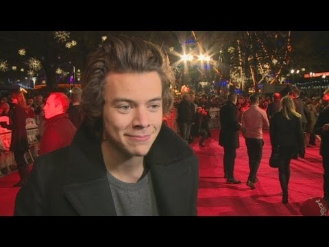 David - One Direction's Harry Styles has revealed what he's looking for in his perfect woman and it seems he's not that fussy. Report by Andrea Lilly. Like us on Fac...