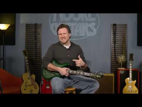 PRS S2 Custom 22 Electric Guitar | Moore Guitars