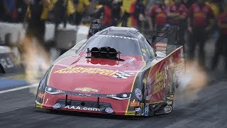 Courtney Force reset both ends of the Bandimere Speedway track record in Q1 with a 3.889 pass at 328.30 mph.Facebook: https://www.facebook.com/NHRATwitter: @NHRA: https://twitter.com/NHRA Instagram: @NHRA: http://instagram.com/nhraSnapchat: @NHRATumblr: @NHRAOfficialNHRA ALL ACCESS Live Stream: http://bit.ly/nhraallaccess