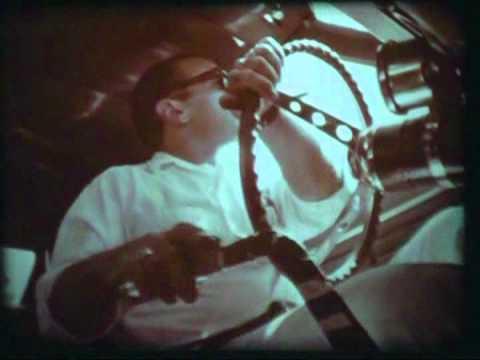"""Bill """"Grumpy"""" Jenkins at the '68 NHRA Nationals"""