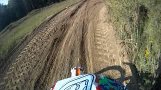 6. 2008 KTM 250sx GoPro