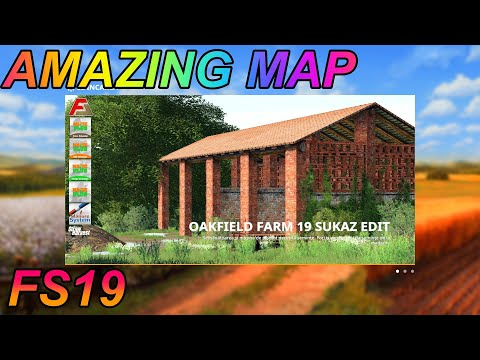 Oakfield Farm Sukaz Edit Amarcord v1.0