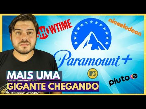 PARAMOUNT PLUS | Mais Uma Gigante No Brasil! Guerra dos Streamings