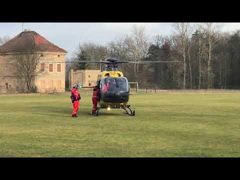 Wideo1: Lądowanie LPR w Rydzynie