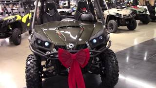 7. 2019 Can-Am COMMANDER XT 1000R - New Side x Side For Sale - Elyria, OH