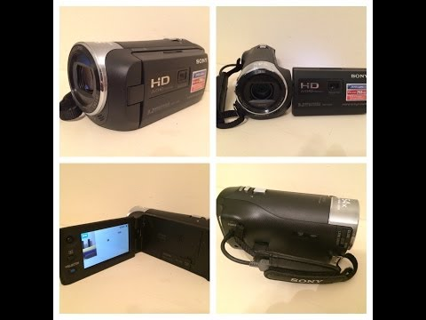 Sony HANDYCAM HDR-PJ240E Projector Review