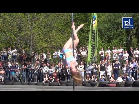 Pokaz Pole Dance w Andrychowie