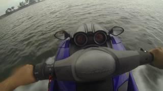6. 2009 Yamaha WaveRunner FZR SHO Jet Ski Calm Before Storm