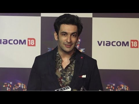 Nandish Singh At The Red Carpet Of 'Viacom 18' 10 Years Anniversary