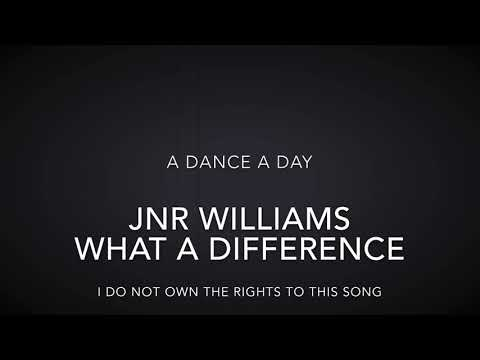 LauraDDances in lockdown: Day 4 JNR Williams WhAt a Difference