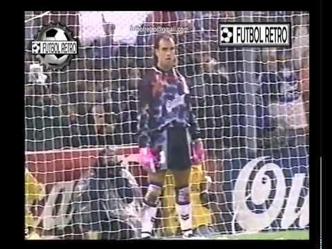 Velez 5 vs Boca jrs 1 clausura 1996 Chilavert-Maradona parte 2