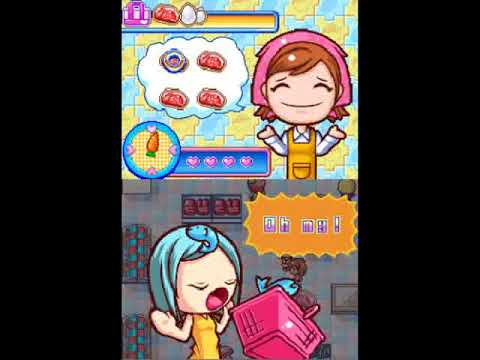 Thanksgiving Special 2013 - Let's Play Cooking Mama 3