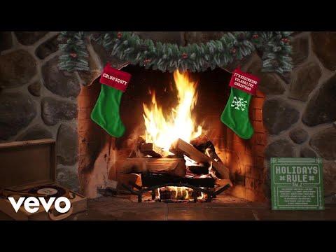 Calum Scott - It's Beginning To Look Like Christmas (Yule Log Audio)