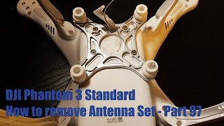 How to replace the DJI Phantom 3 Standard Antenna. More video like coming soon if you like this video please subscriber and...