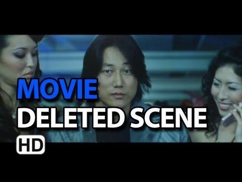 """The Fast and the Furious: Tokyo Drift (2006) Deleted Scenes """"Han, DK, Alden & Egghead"""""""