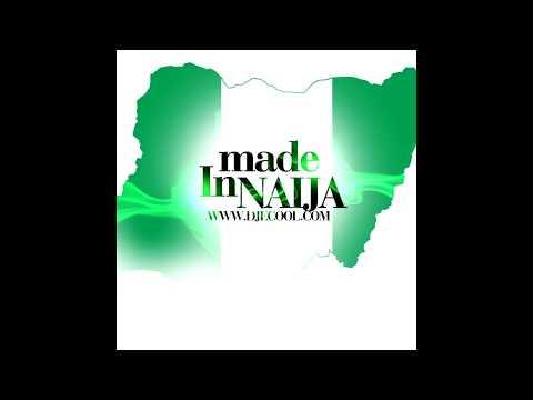 DJ ECOOL - Made in Naija (2013 mixtape)
