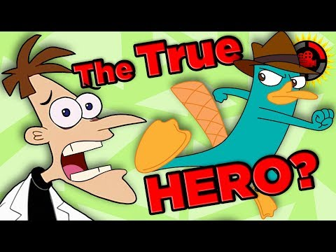 Film Theory: Phineas and Ferb's SECRET Hero!